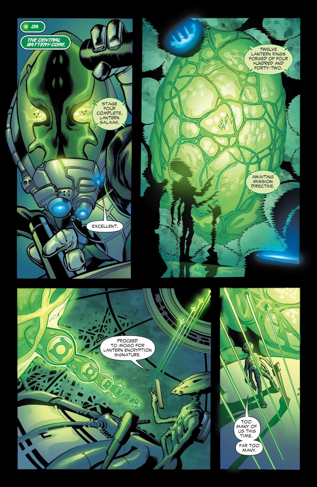 Green Lantern: The Sinestro Corps War Full #1 - English 292