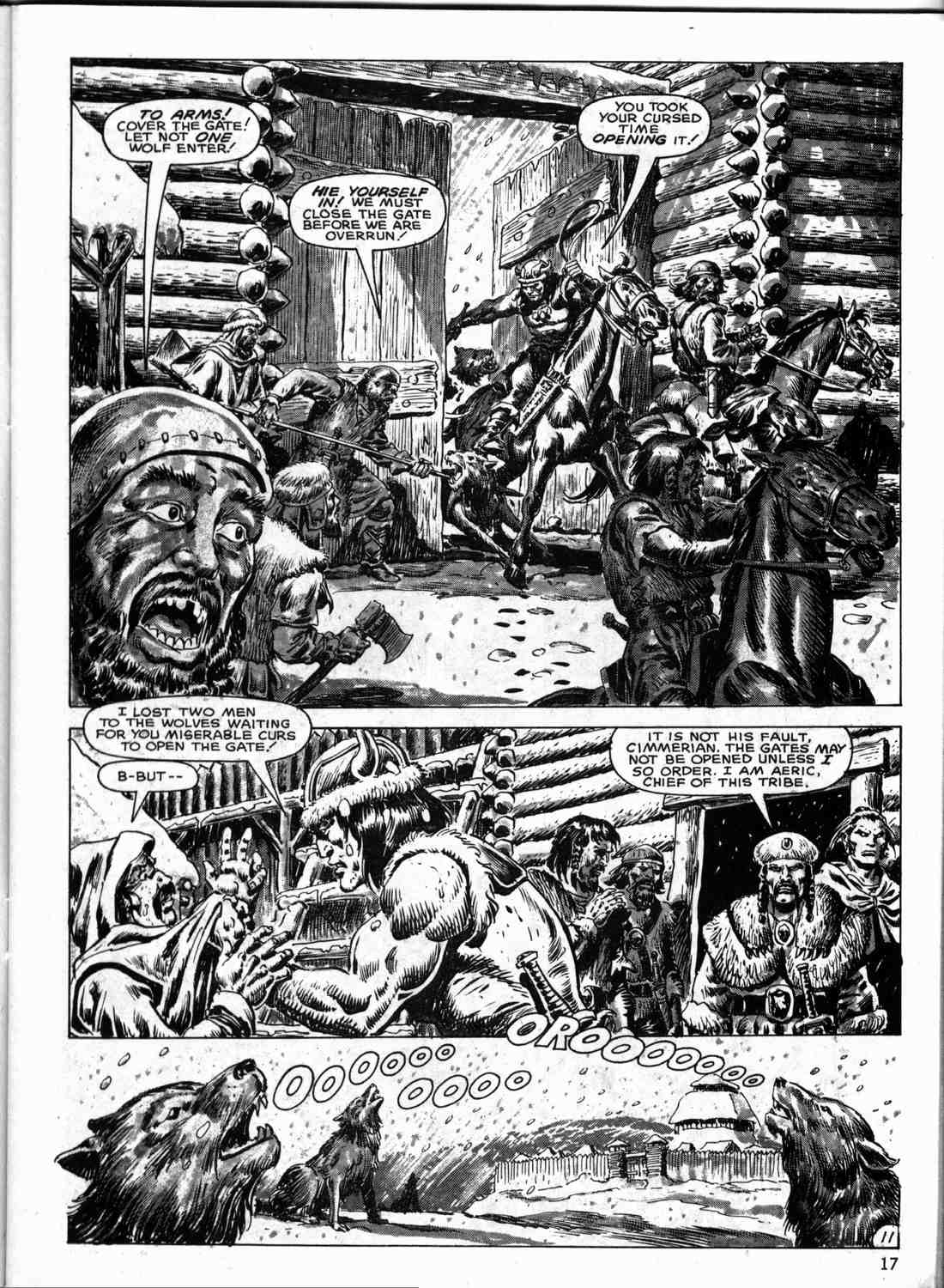 The Savage Sword Of Conan Issue #133 #134 - English 16