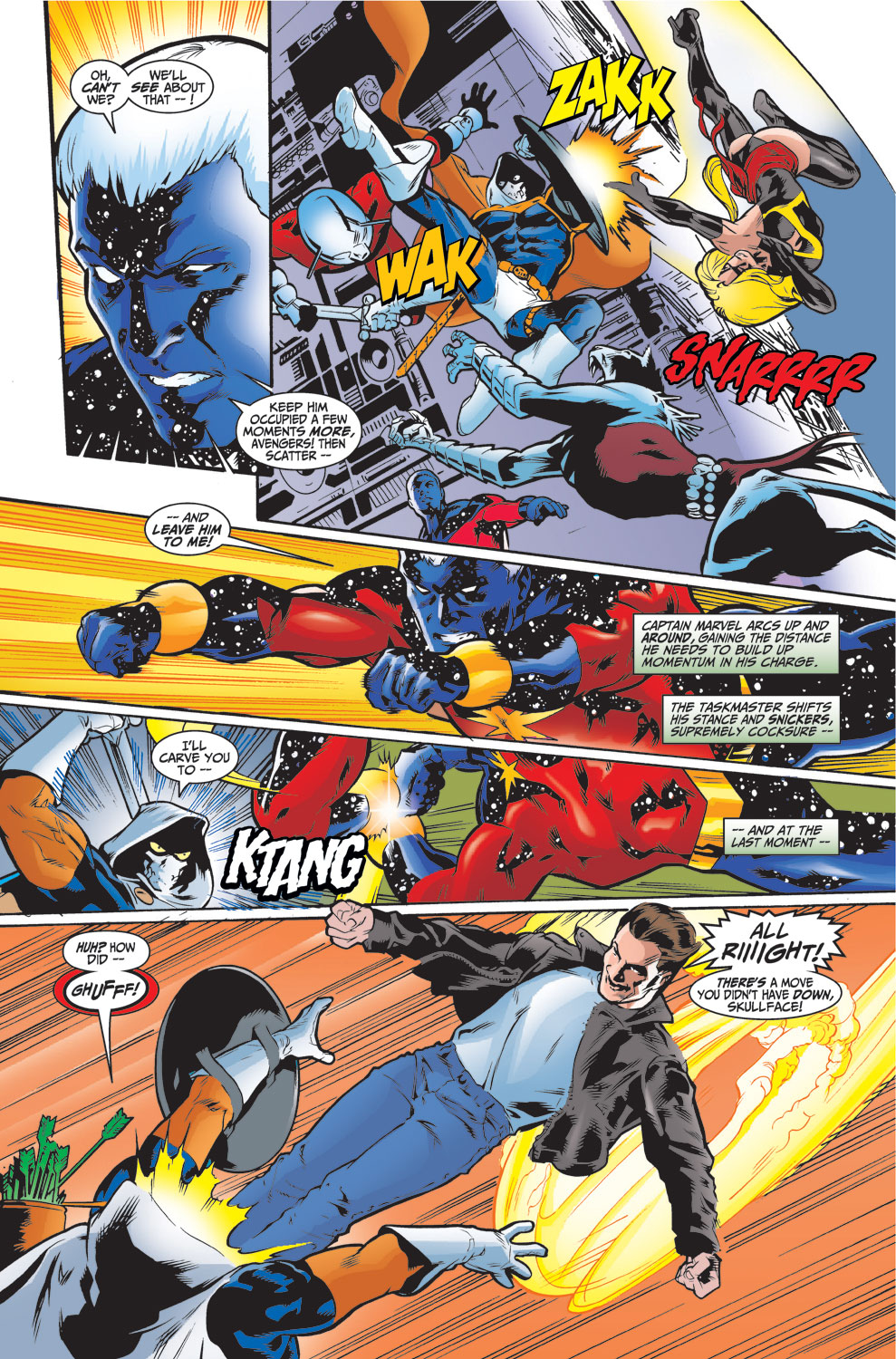 Read online Avengers (1998) comic -  Issue #26 - 20