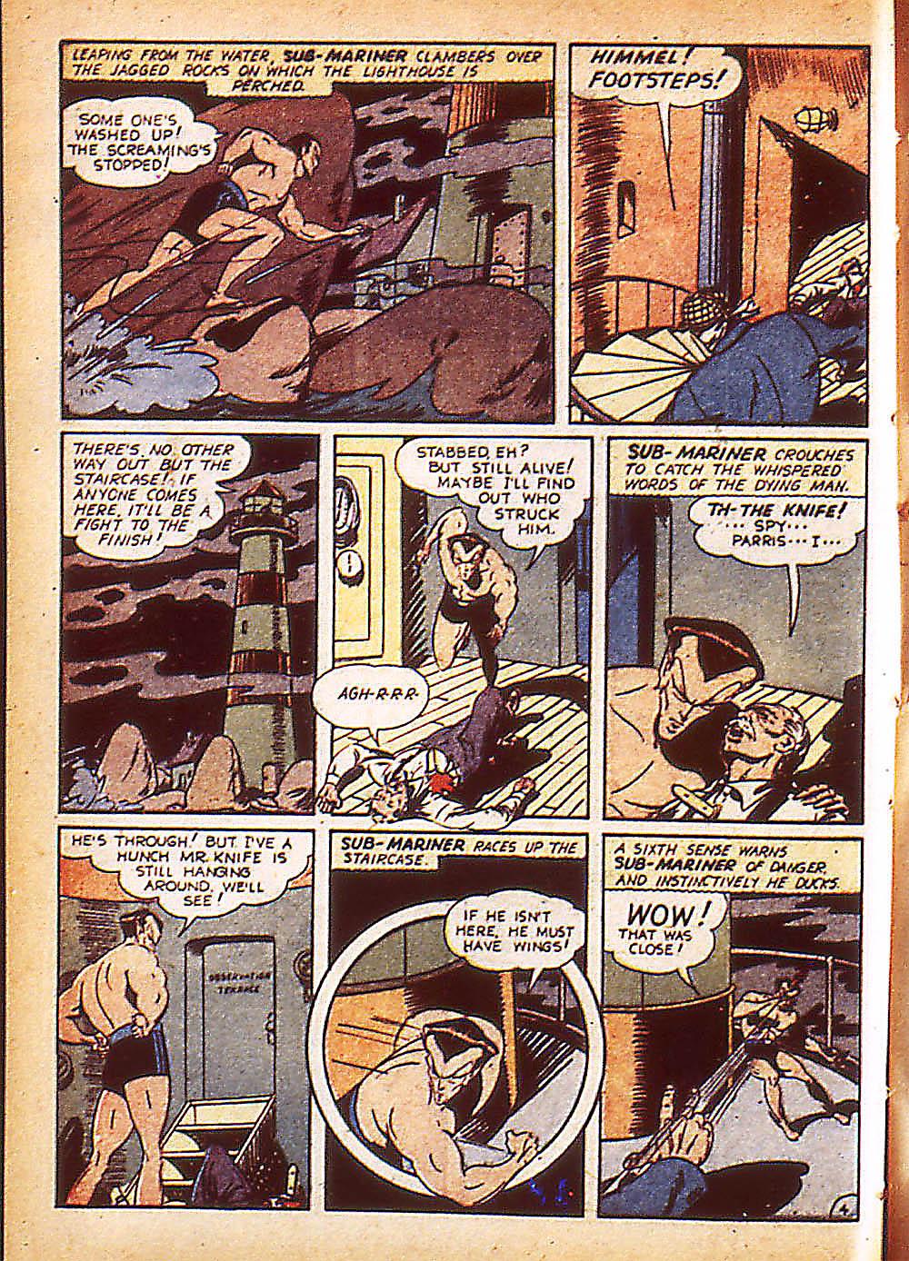 Sub-Mariner Comics Issue #8 #8 - English 7