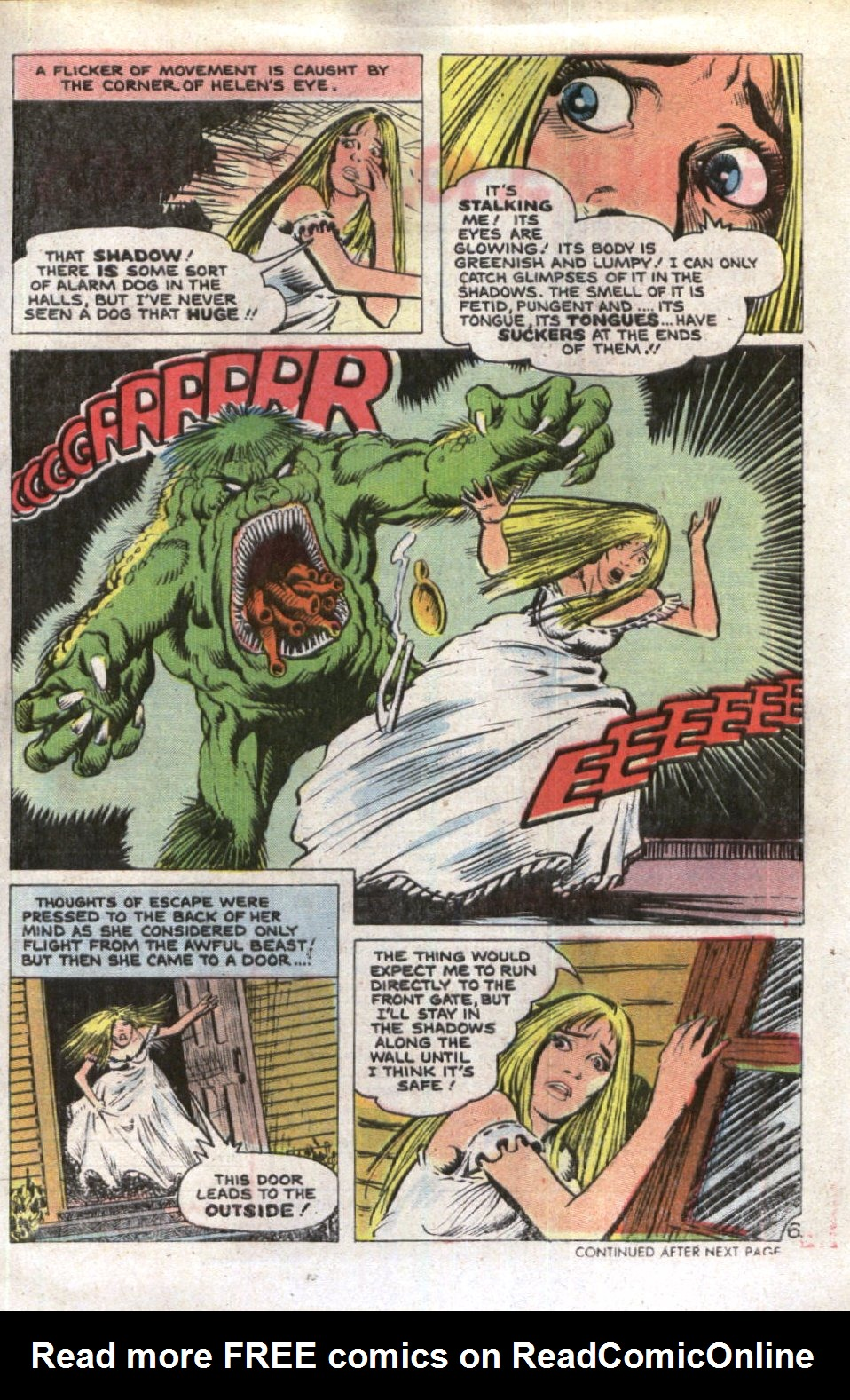 Read online Scary Tales comic -  Issue #26 - 29