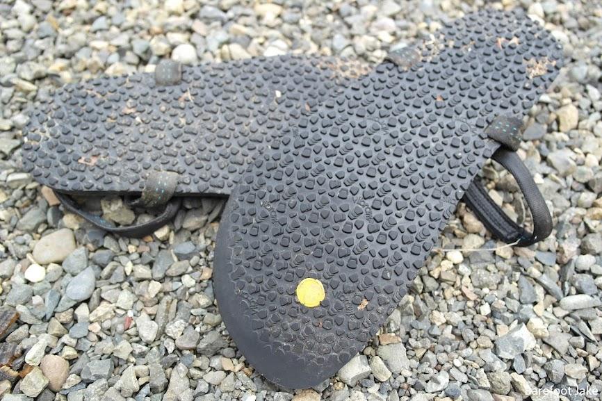 Luna Sandals tread