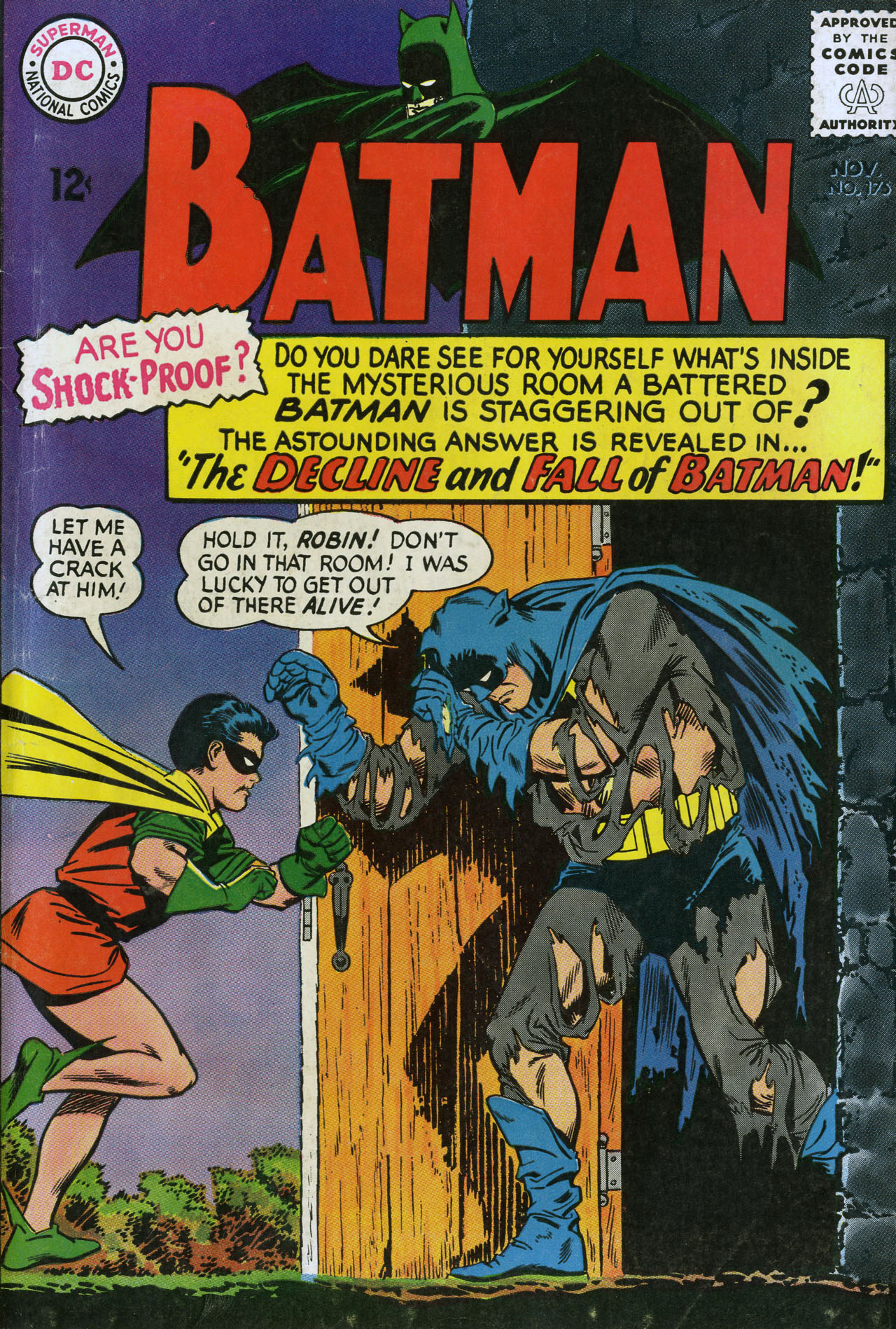 Batman (1940) 175 Page 1