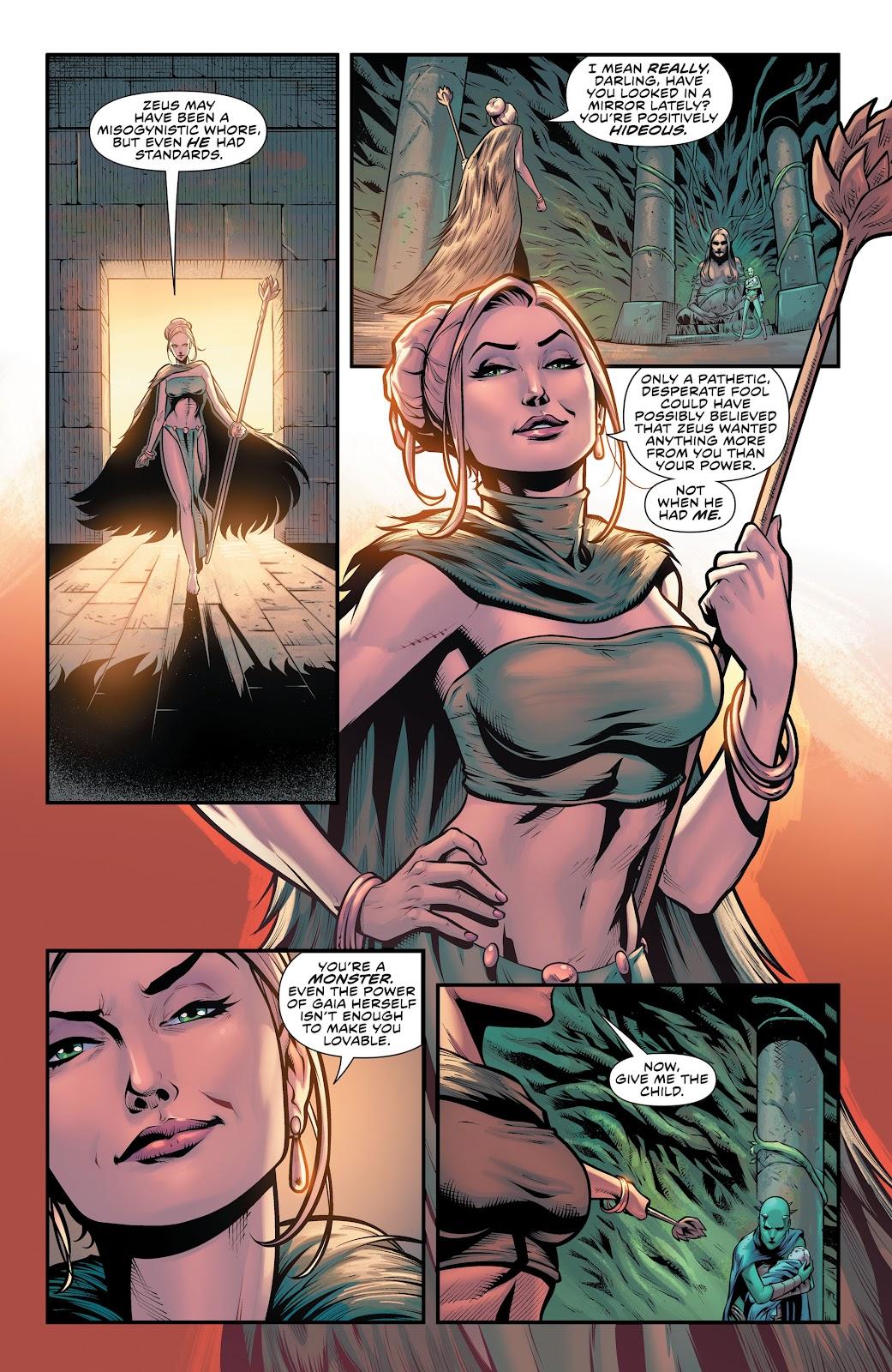 Wonder Woman (2011) Issue #52 #56 - English 7
