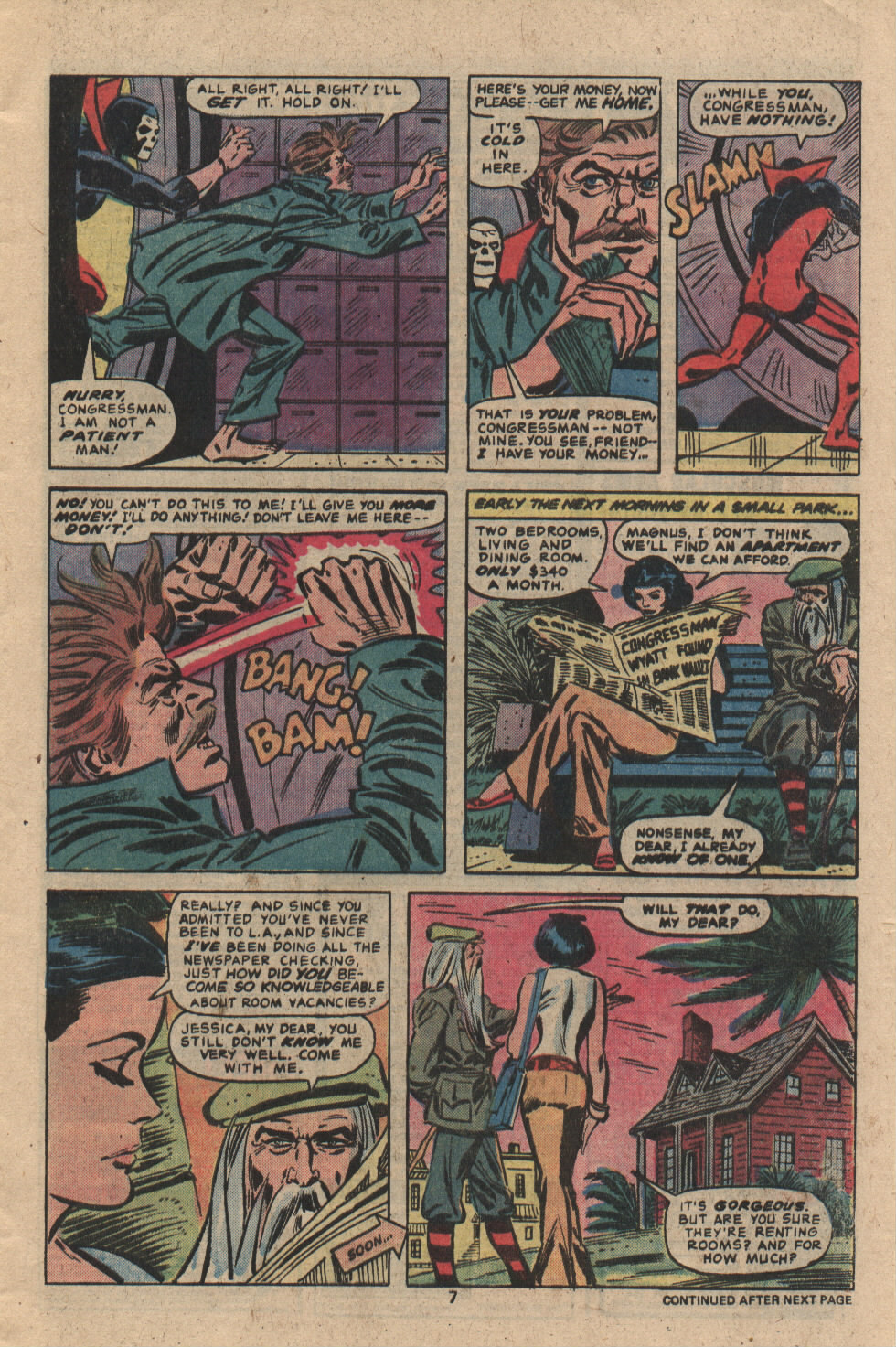 Spider-Woman (1978) Issue #3 #3 - English 6