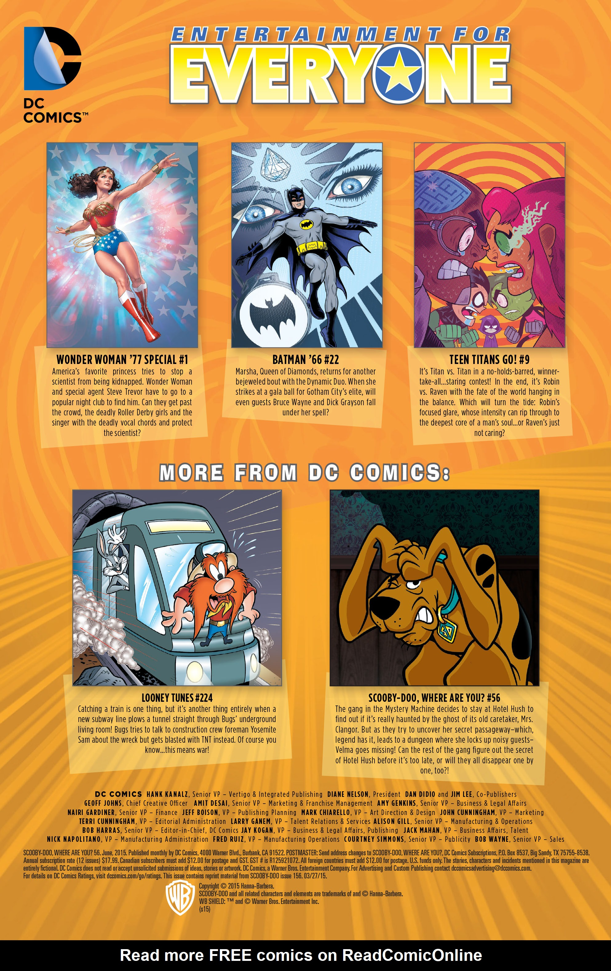 Read online Scooby-Doo: Where Are You? comic -  Issue #56 - 25