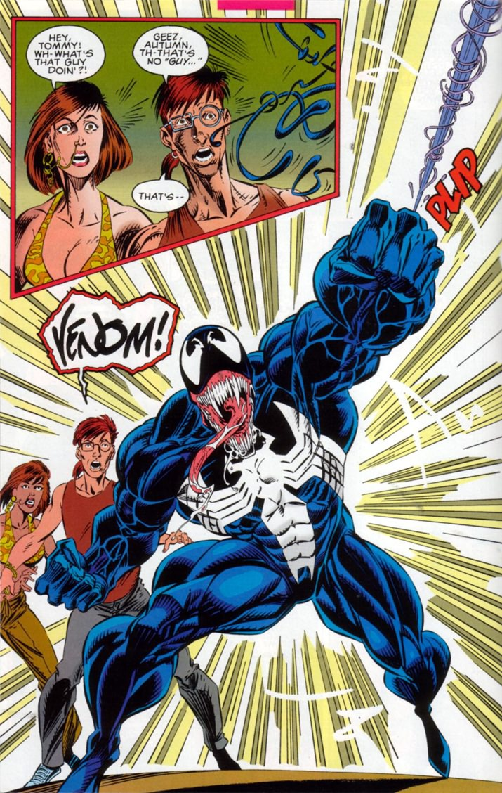 Read online Venom: Lethal Protector comic -  Issue #2 - 13