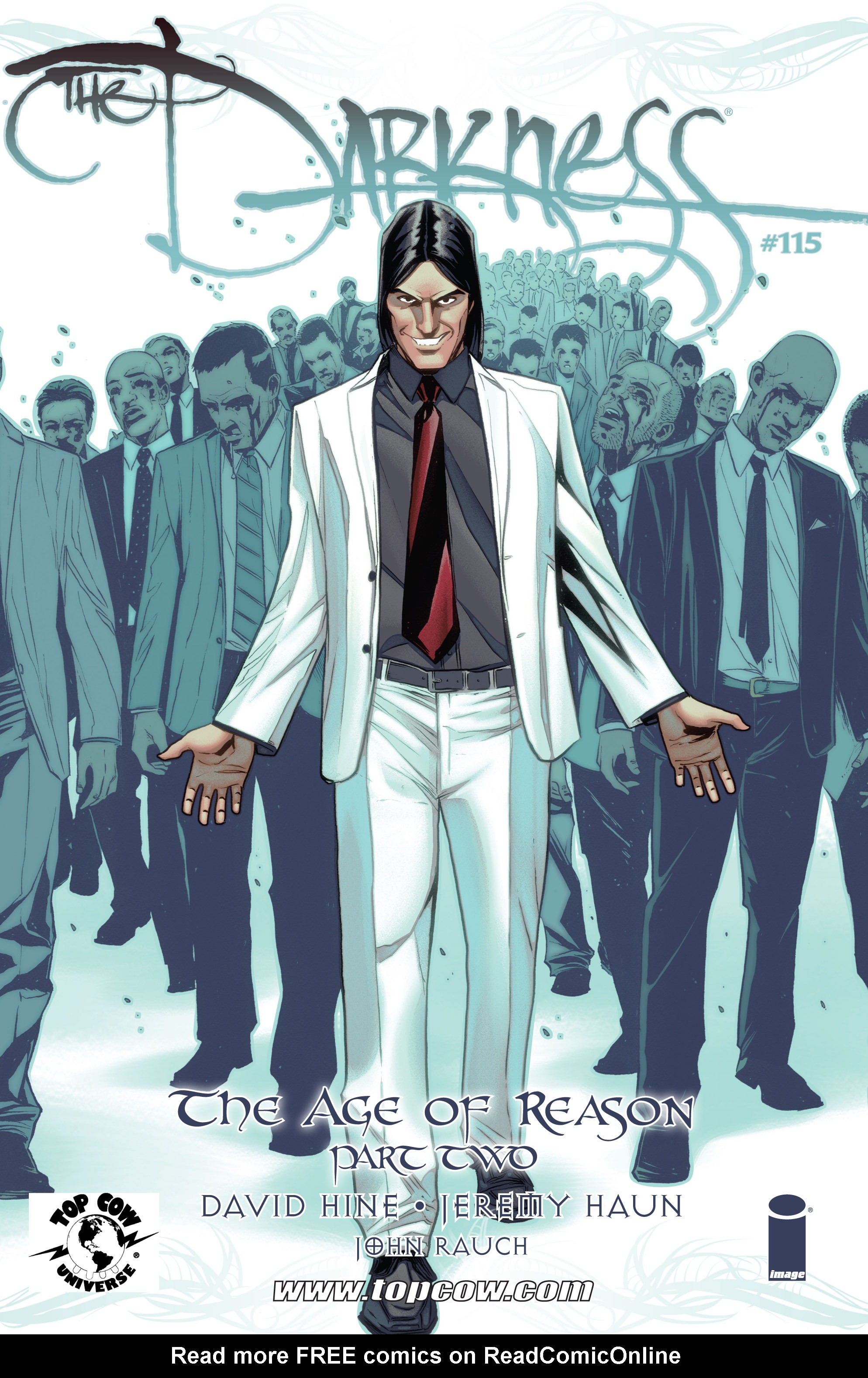 Read online The Darkness (2007) comic -  Issue #115 - 1