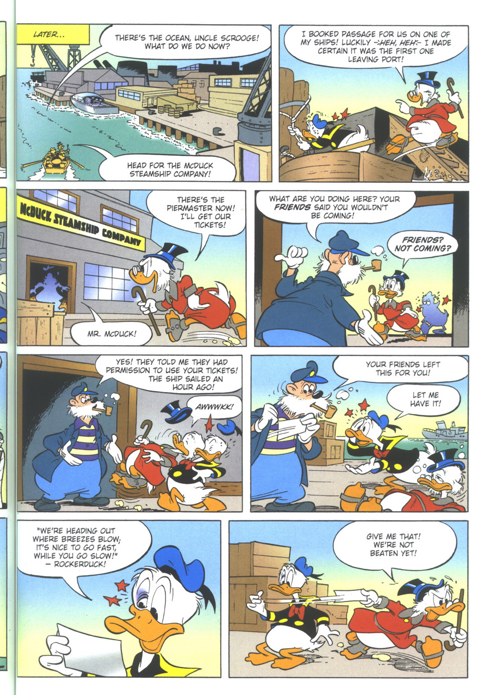 Uncle Scrooge (1953) Issue #341 #341 - English 53