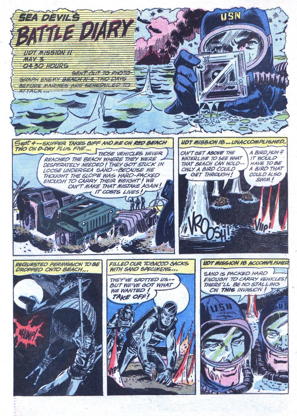 Read online Sea Devils comic -  Issue #3 - 17