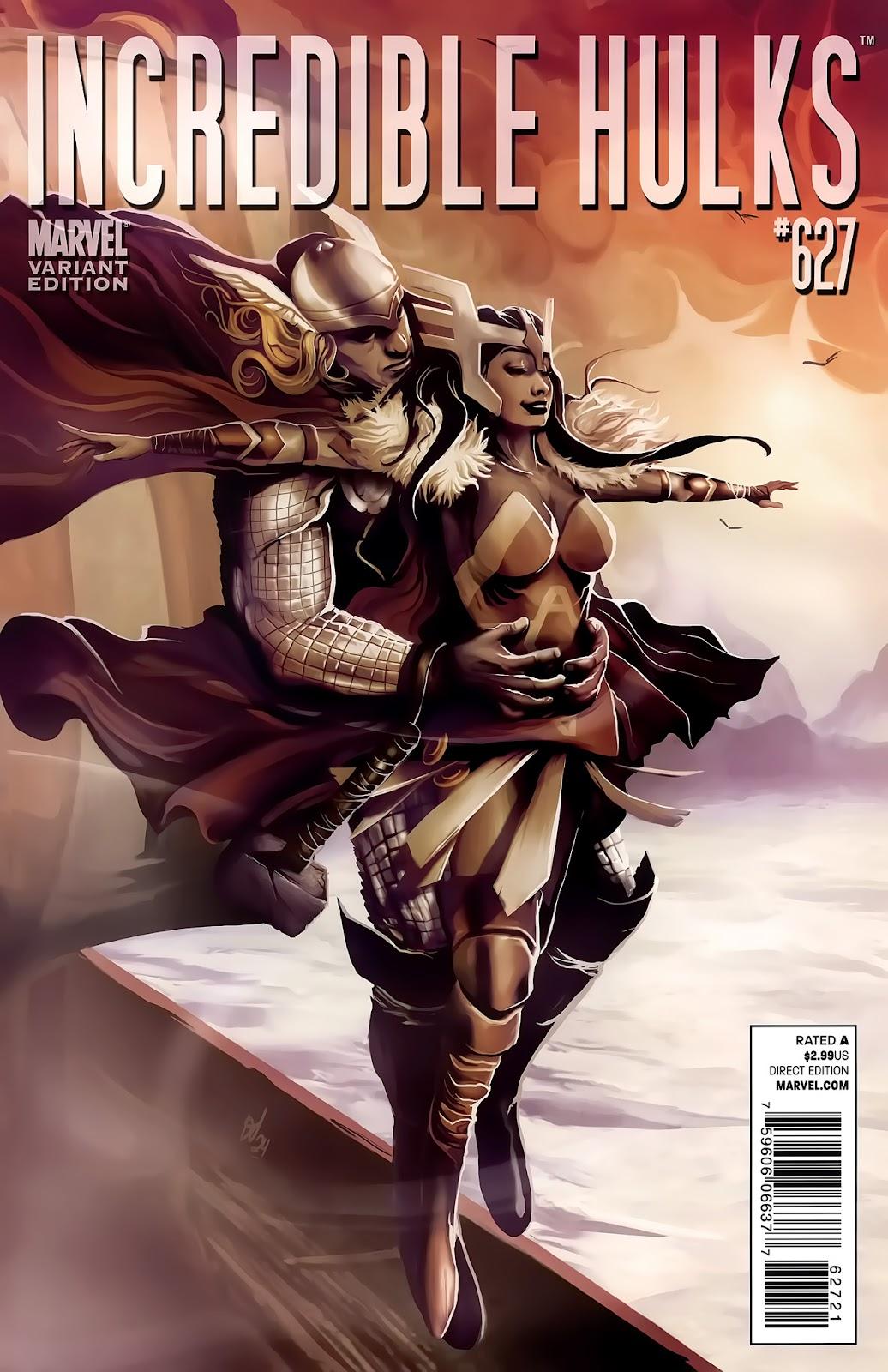 Incredible Hulks (2010) Issue #627 #17 - English 2