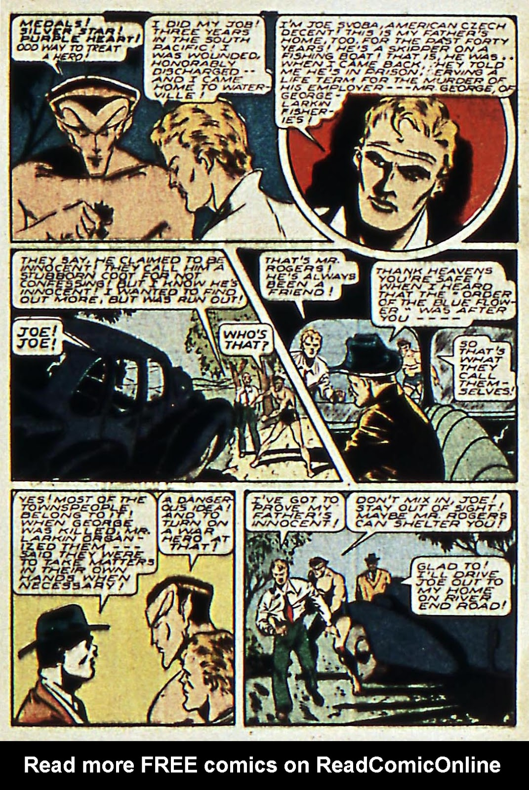 Sub-Mariner Comics Issue #17 #17 - English 5