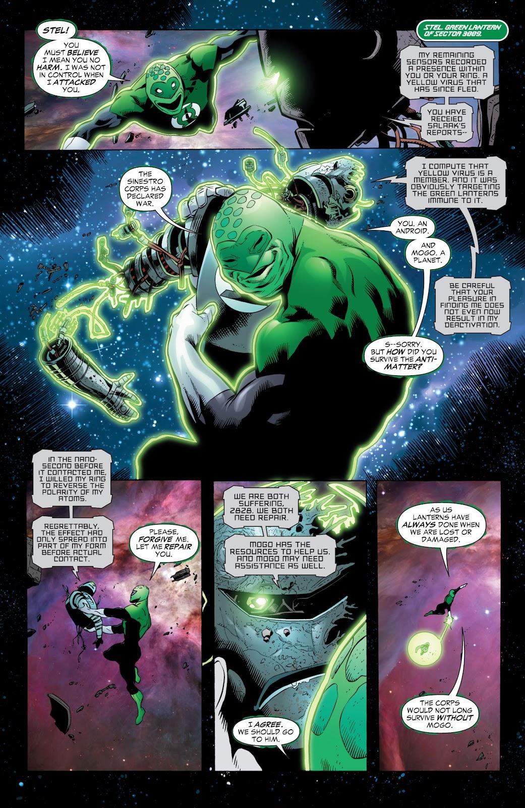 Green Lantern: The Sinestro Corps War Full #1 - English 78