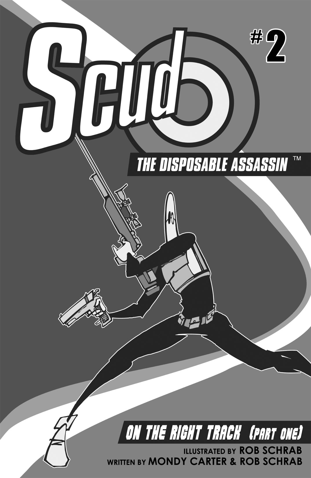Read online Scud: The Disposable Assassin: The Whole Shebang comic -  Issue # TPB (Part 1) - 36