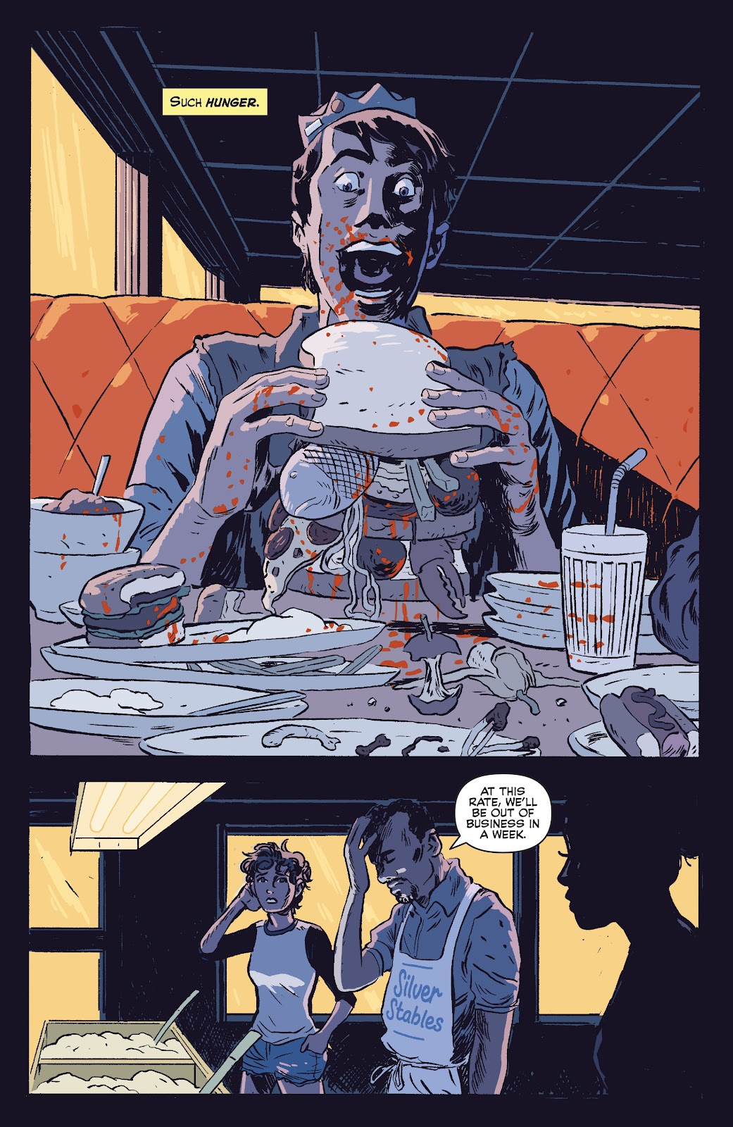 Jughead The Hunger Issue #0 #1 - English 8