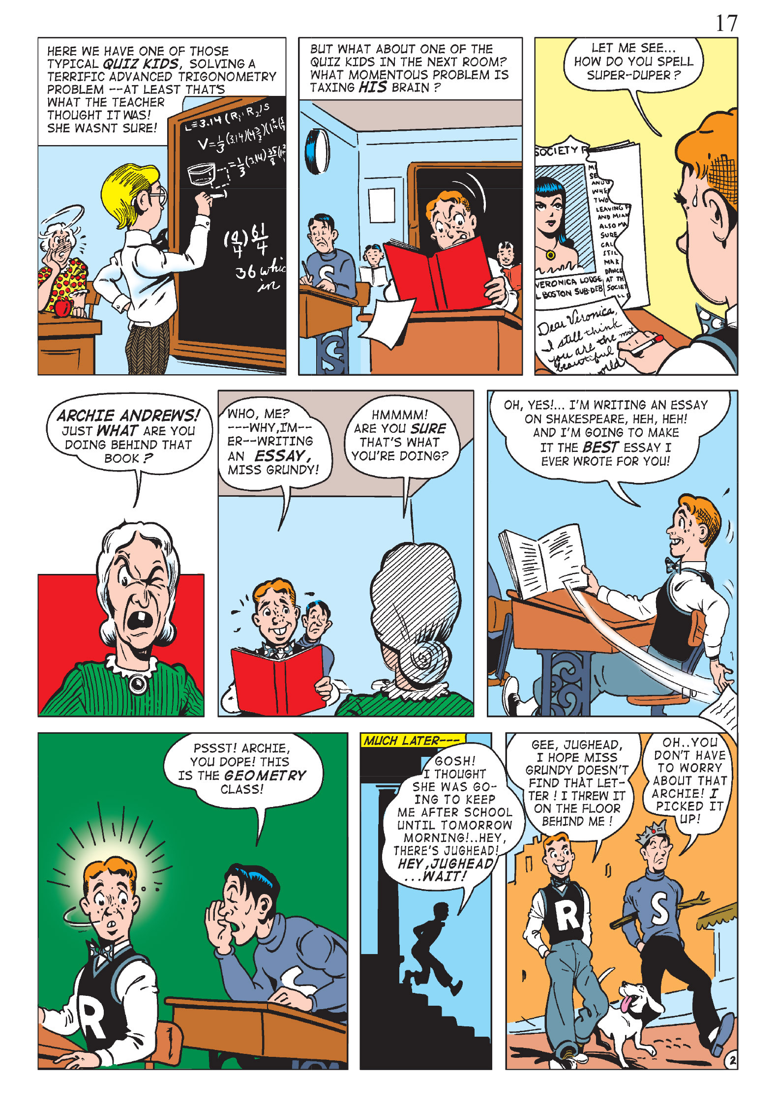 Read online The Best of Archie Comics comic -  Issue # TPB 1 (Part 1) - 16