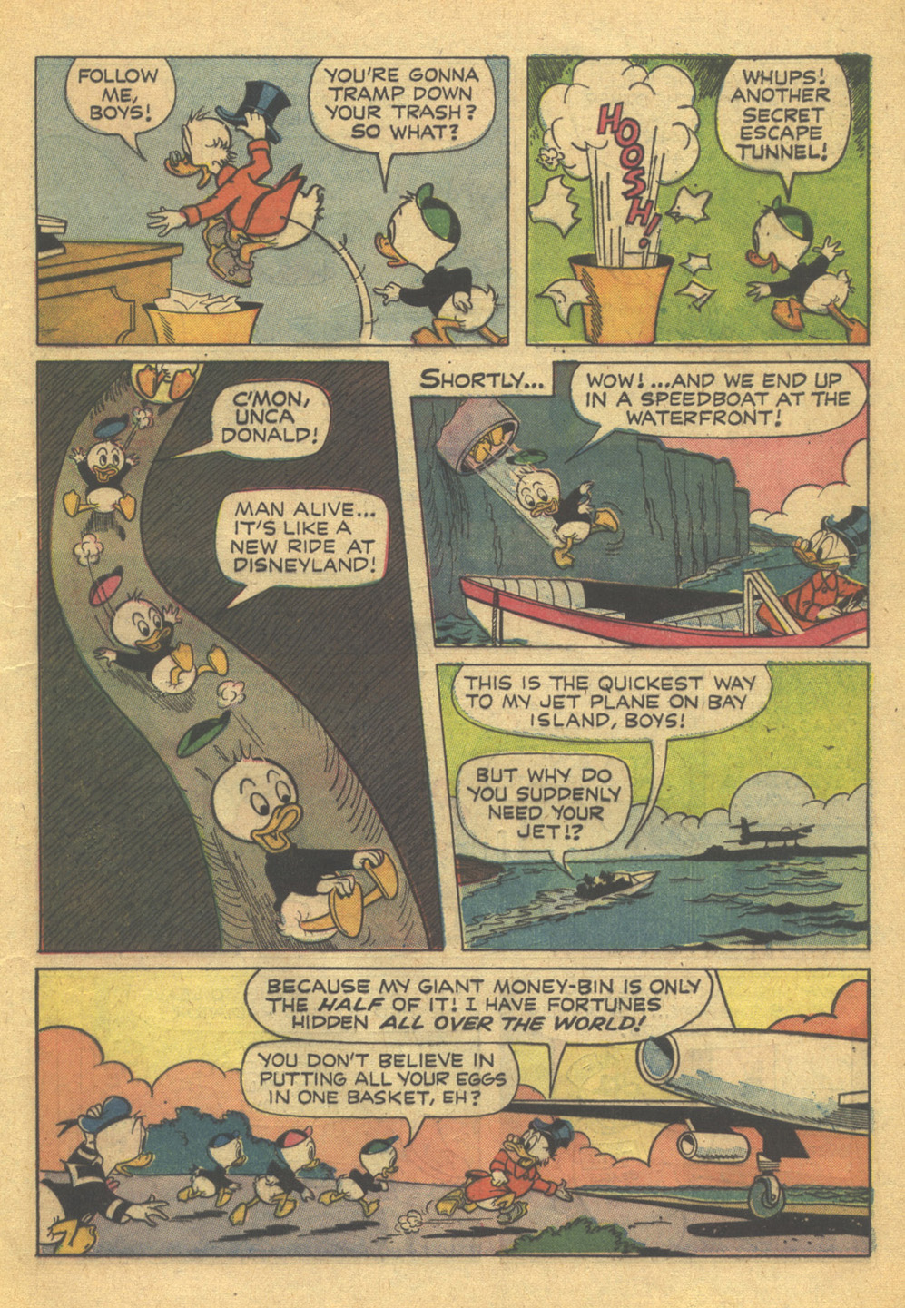 Uncle Scrooge (1953) Issue #77 #77 - English 8