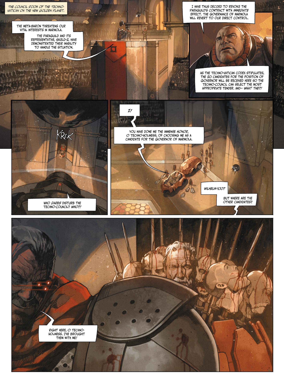 The Metabaron #1 #6 - English 38