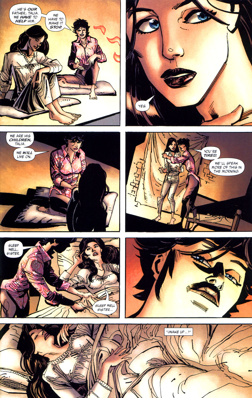 Batman: Death and the Maidens 6 Page 16