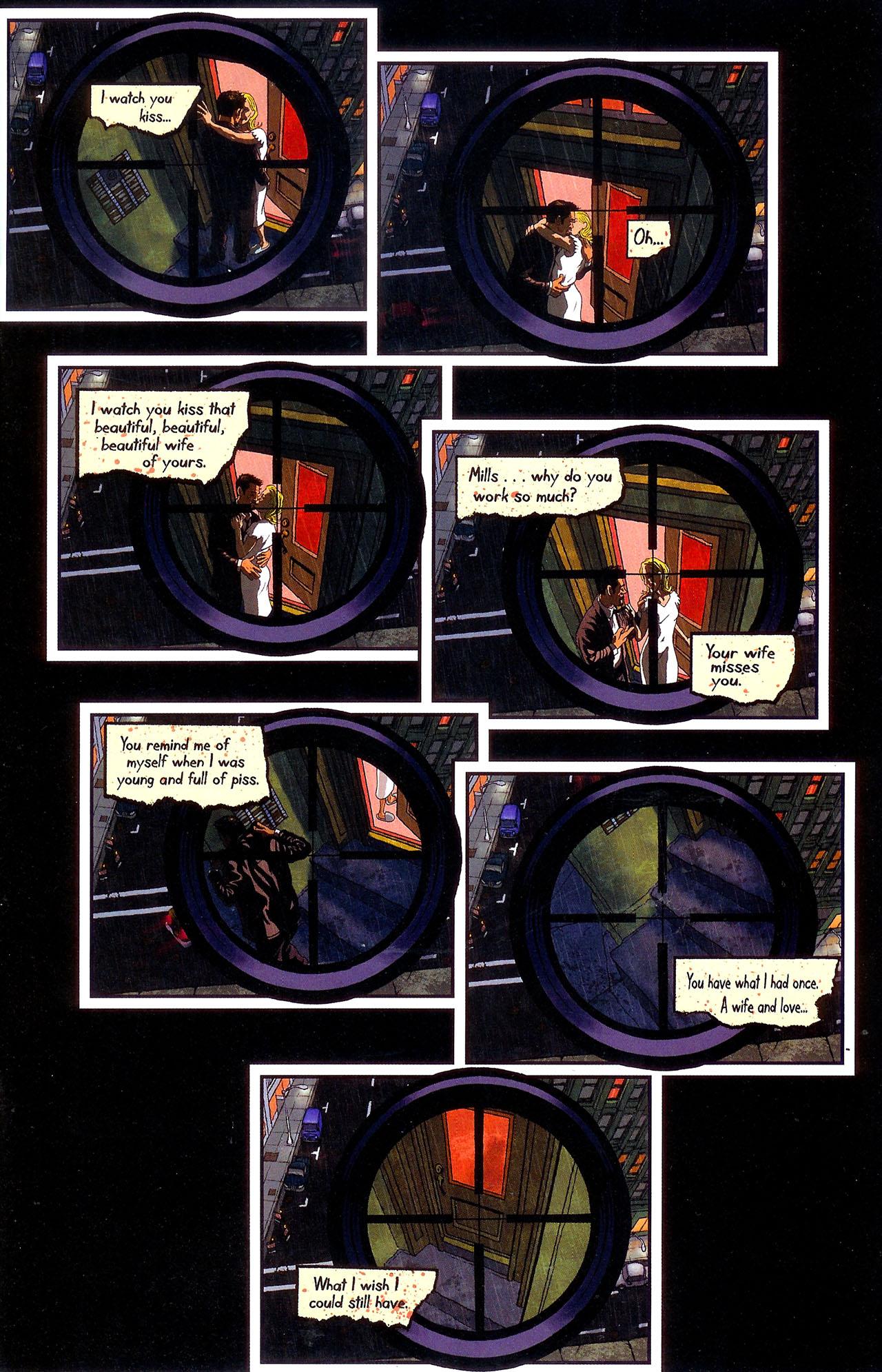 Read online Se7en comic -  Issue #6 - 13