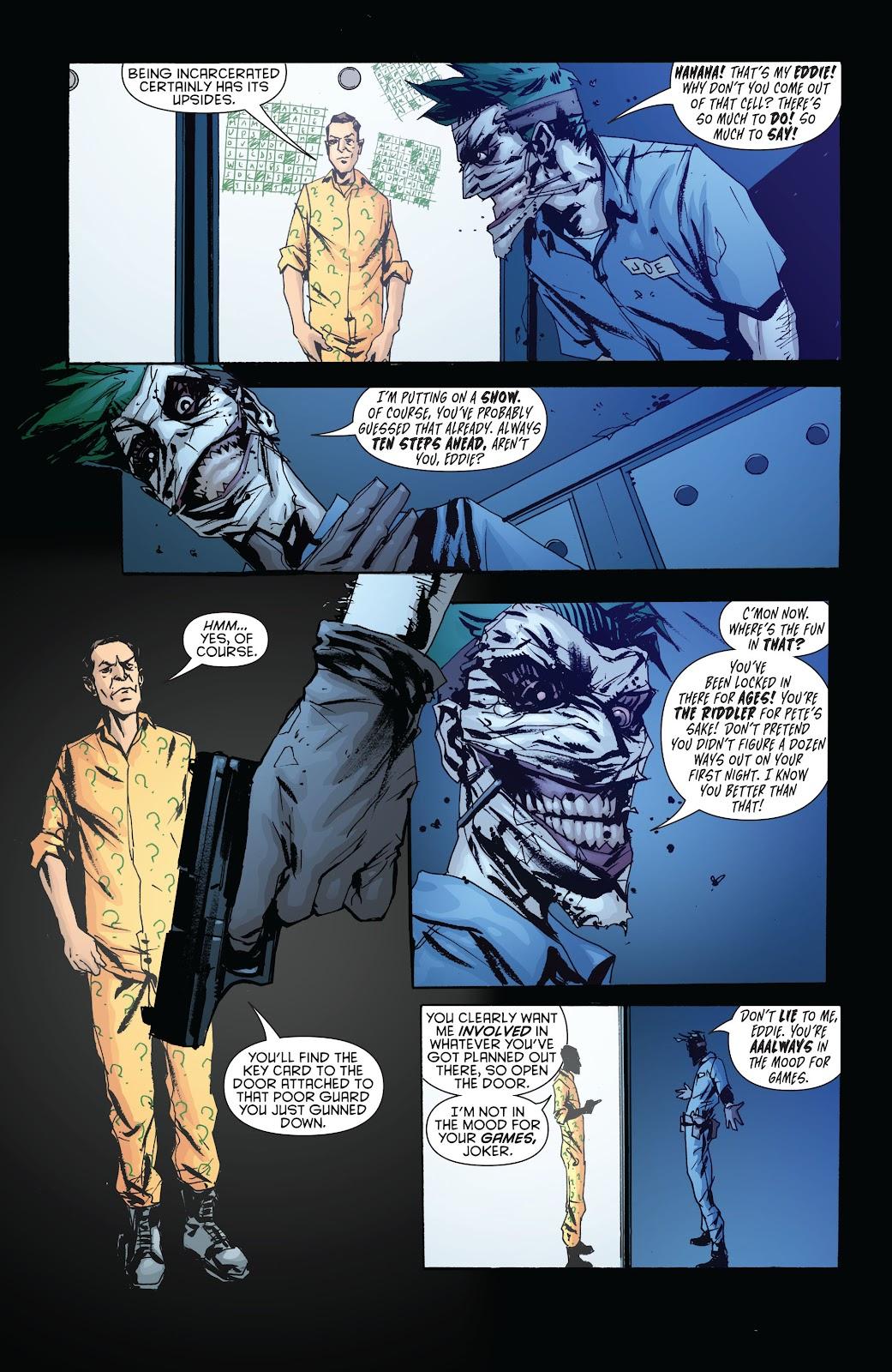 Batman (2011) Issue #15 #30 - English 26