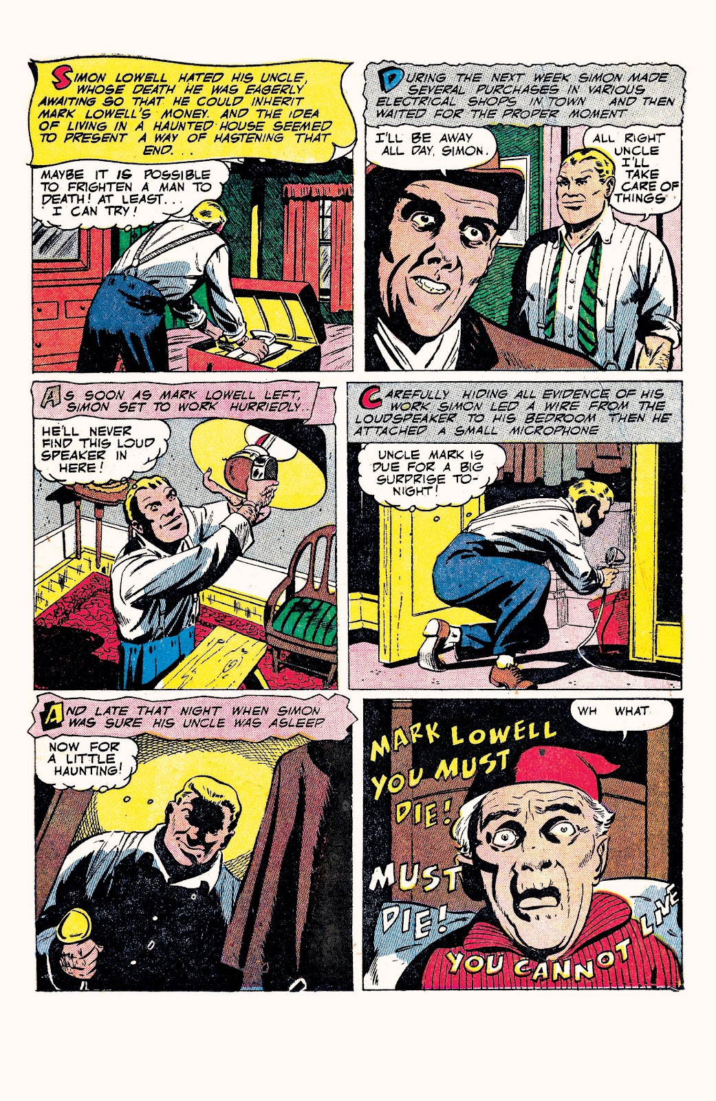 Haunted Horror Issue #22 #22 - English 32