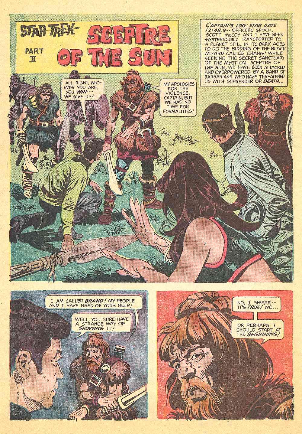 Star Trek (1967) Issue #10 #10 - English 15