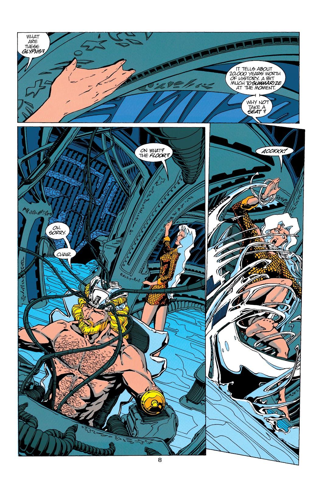 Aquaman (1994) Issue #17 #23 - English 9
