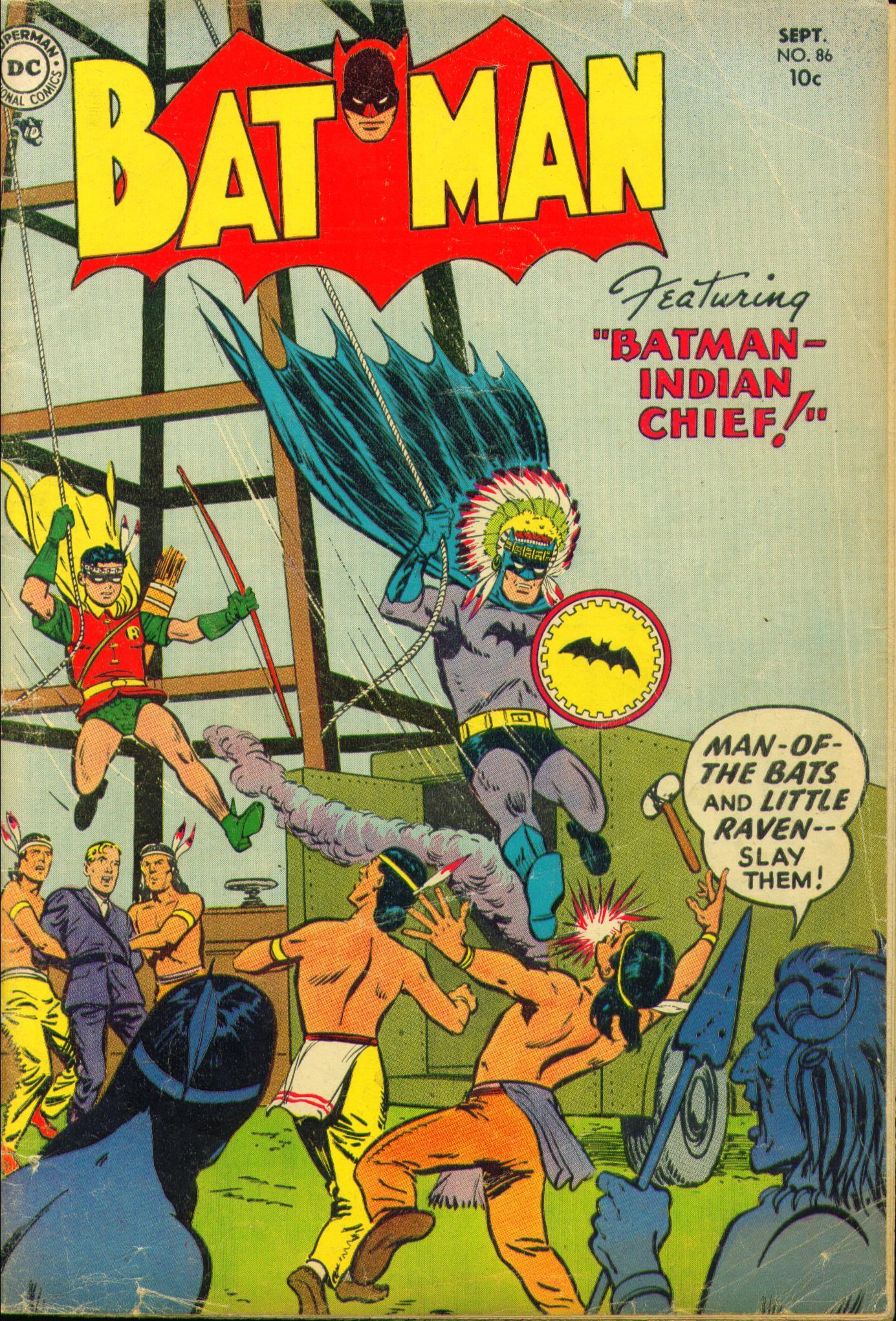 Batman (1940) 86 Page 1