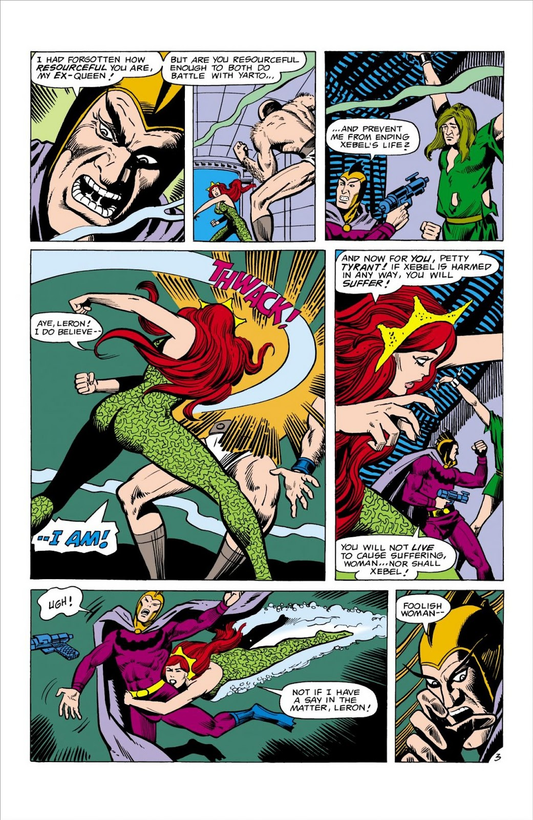 Aquaman (1962) Issue #59 #59 - English 15