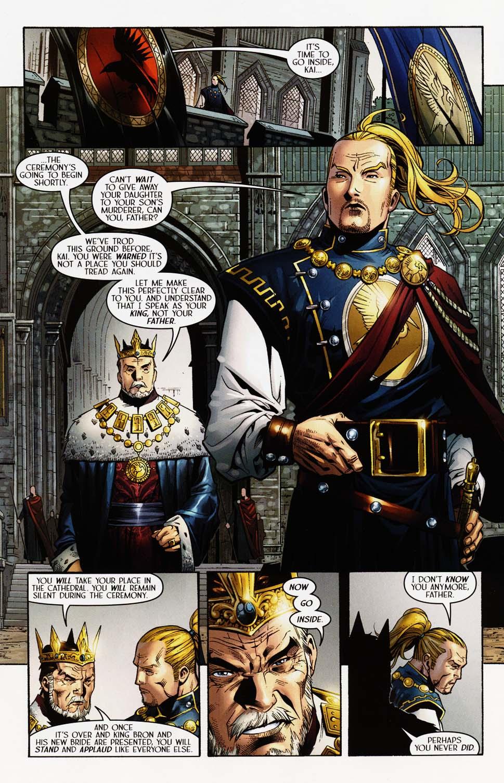 Read online Scion comic -  Issue #35 - 10
