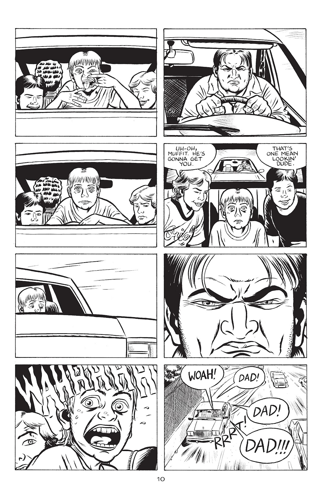 Stray Bullets Issue #32 #32 - English 12