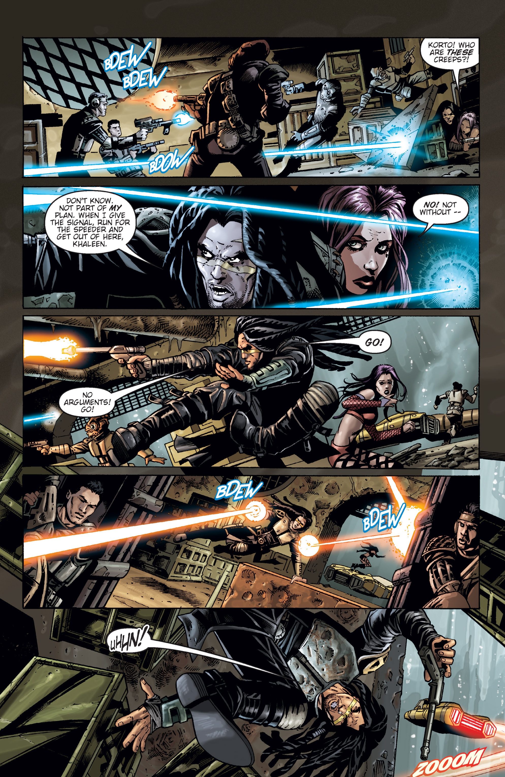 Star Wars Legends Epic Collection: The Clone Wars chap 2 pic 33