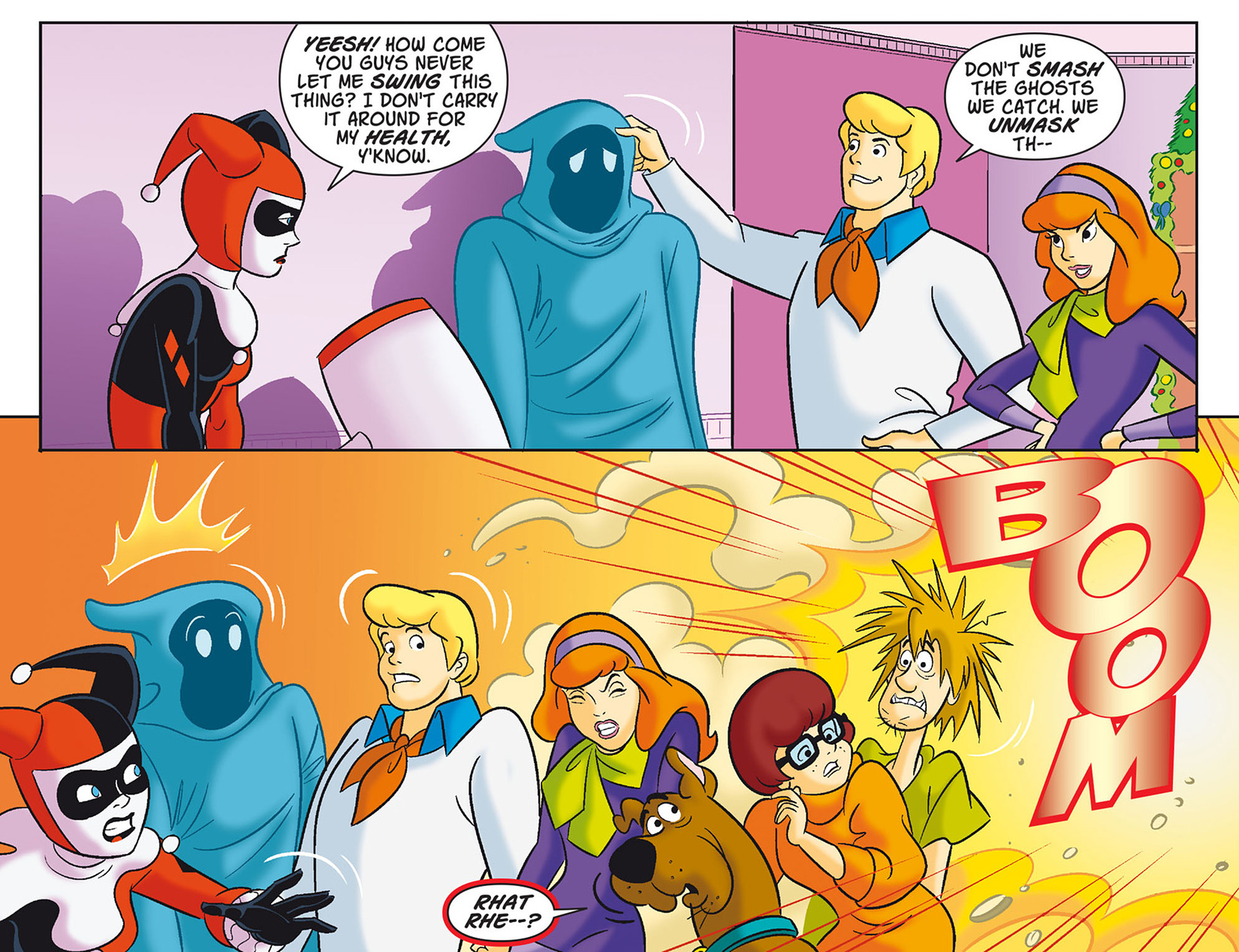 Read online Scooby-Doo! Team-Up comic -  Issue #41 - 20
