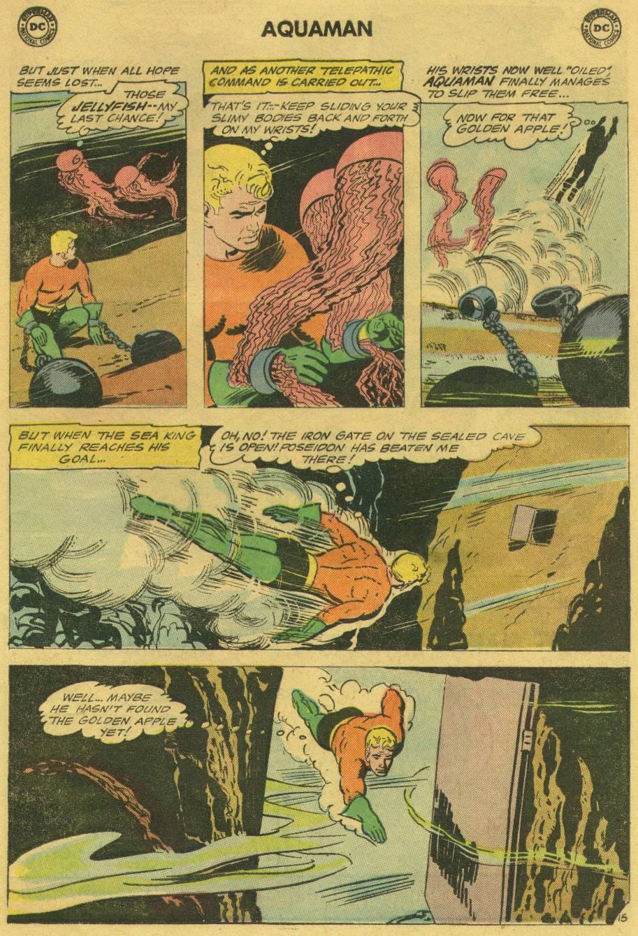 Aquaman (1962) Issue #17 #17 - English 21