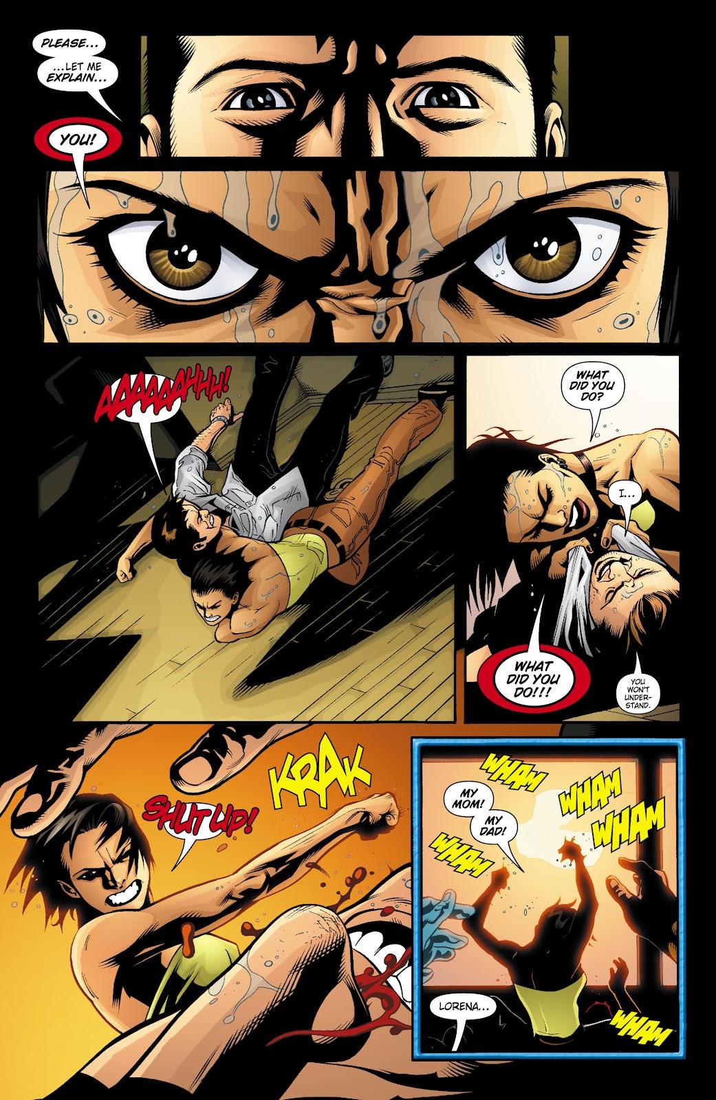 Aquaman (2003) Issue #19 #19 - English 2