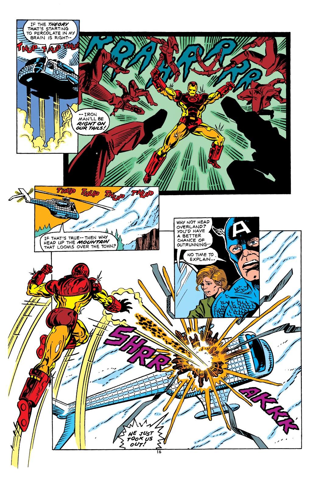 Captain America (1968) _Annual 9 #9 - English 16