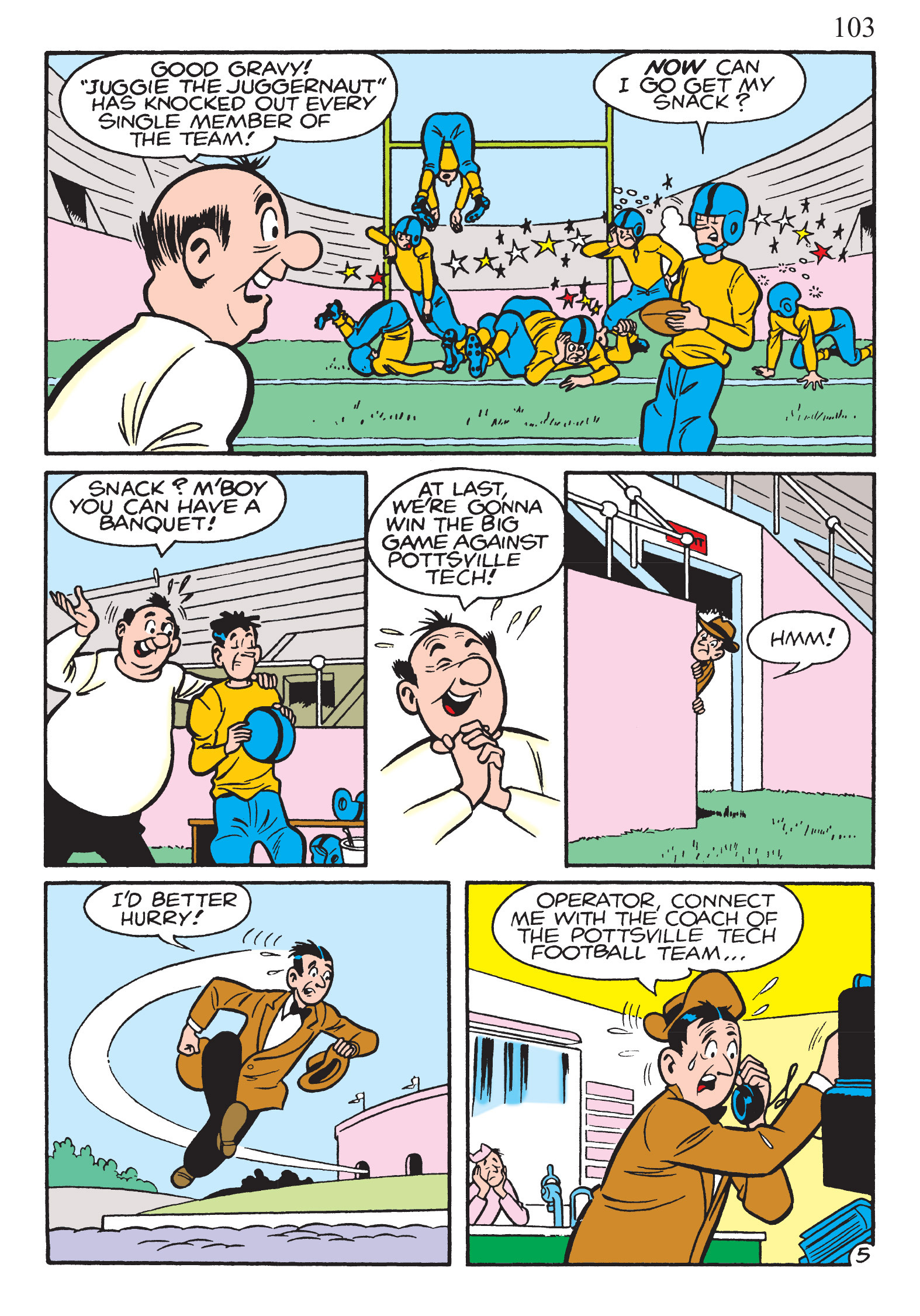 Read online The Best of Archie Comics comic -  Issue # TPB 2 (Part 1) - 105