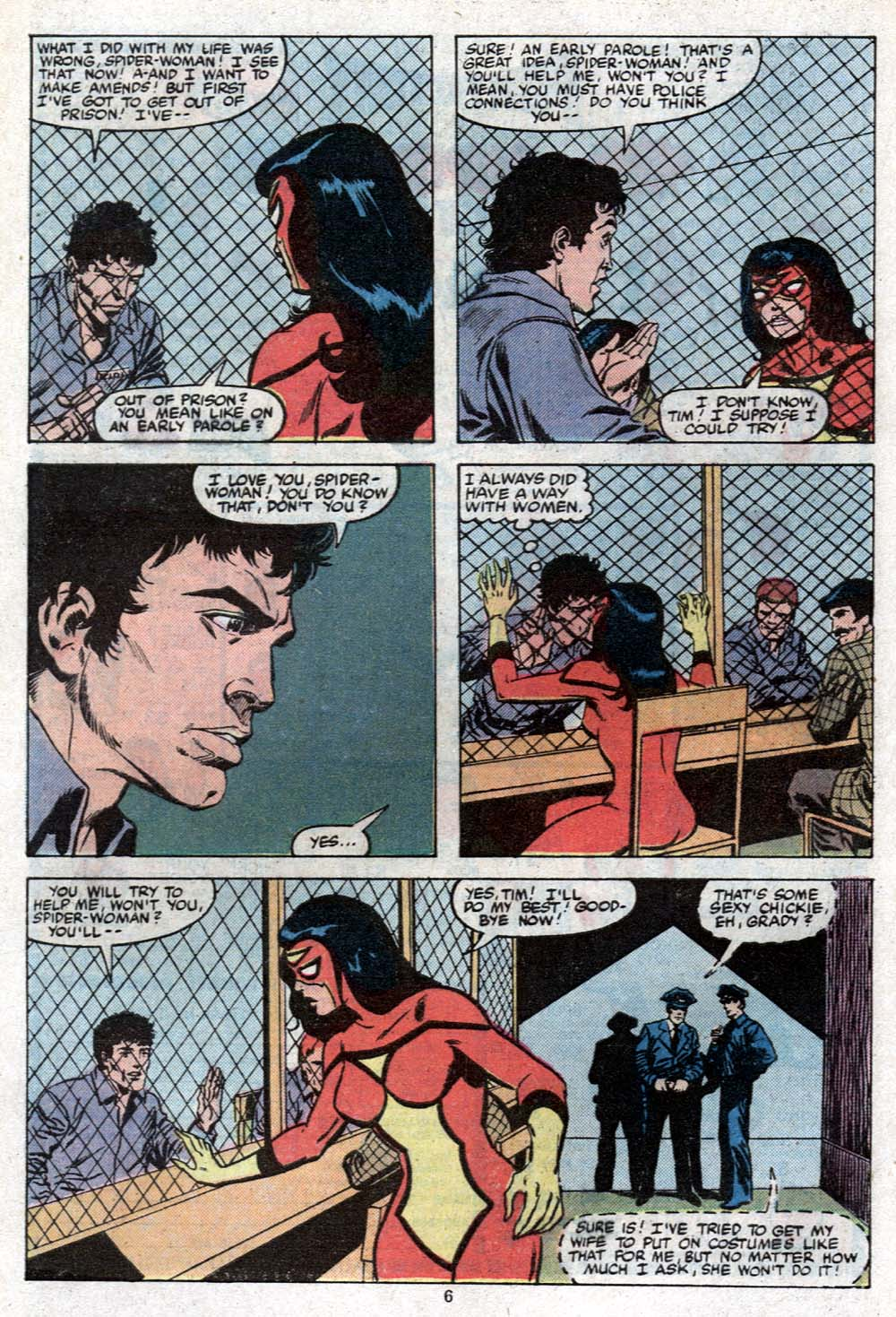 Spider-Woman (1978) Issue #24 #24 - English 5