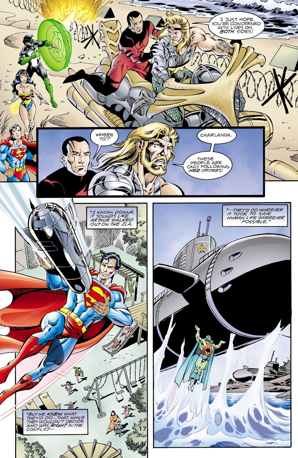 Aquaman (1994) Issue #66 #72 - English 17