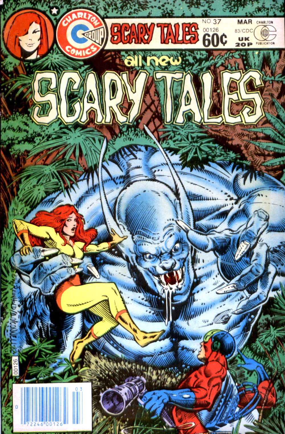Read online Scary Tales comic -  Issue #37 - 1