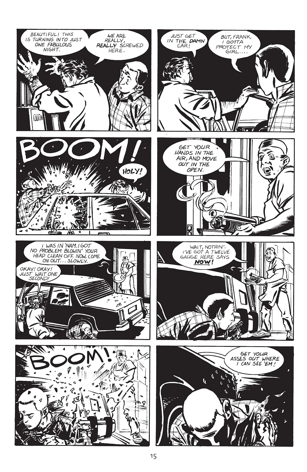 Stray Bullets Issue #1 #1 - English 18