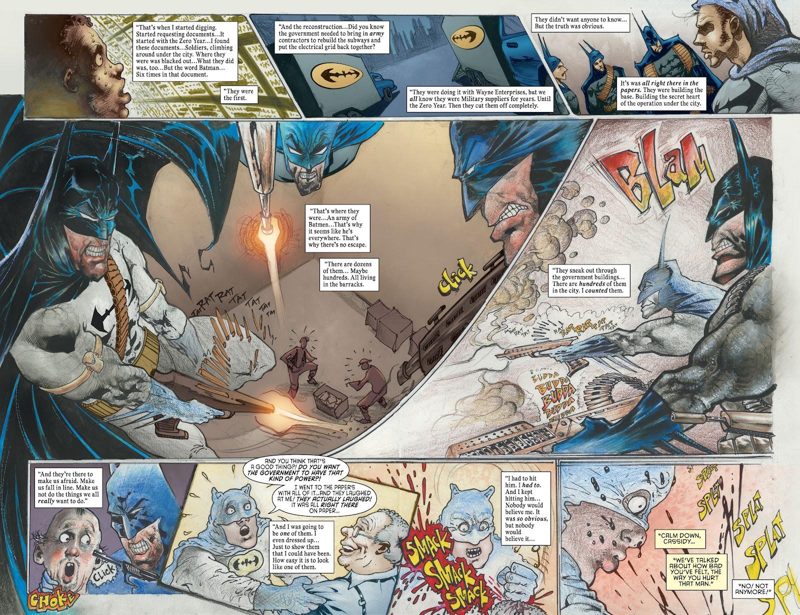 Batman (2011) Issue #38 #57 - English 27