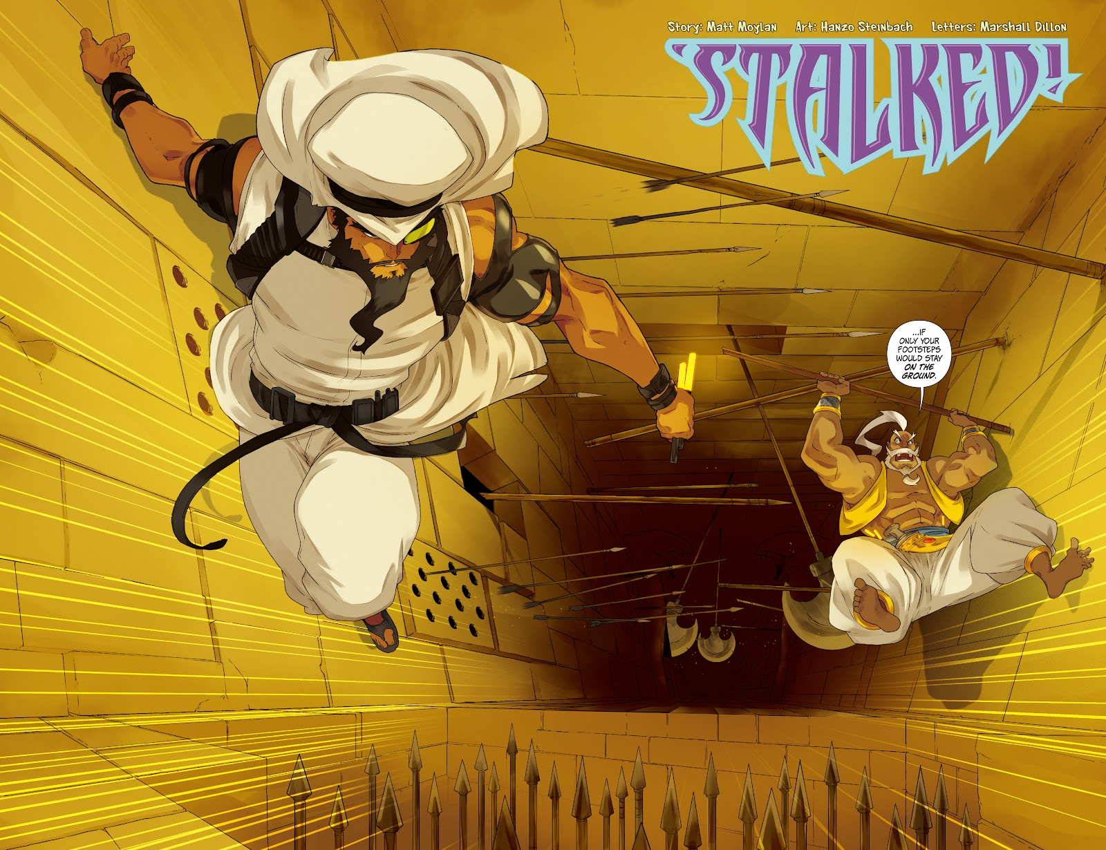 Street Fighter VS Darkstalkers Issue #0 #1 - English 9