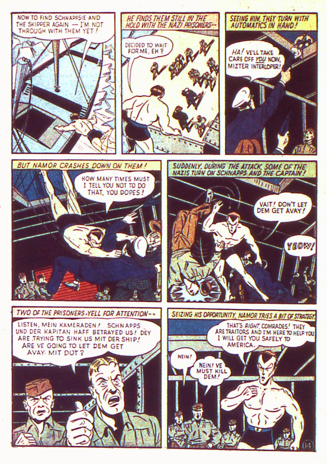 Sub-Mariner Comics Issue #2 #2 - English 16