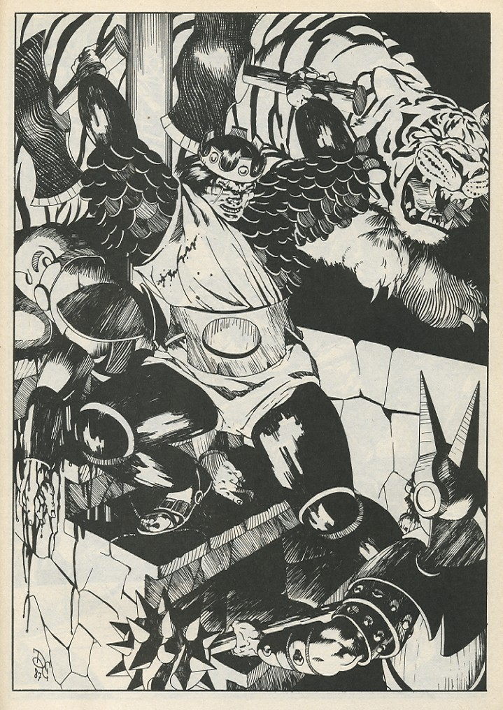 The Savage Sword Of Conan Issue #141 #142 - English 59