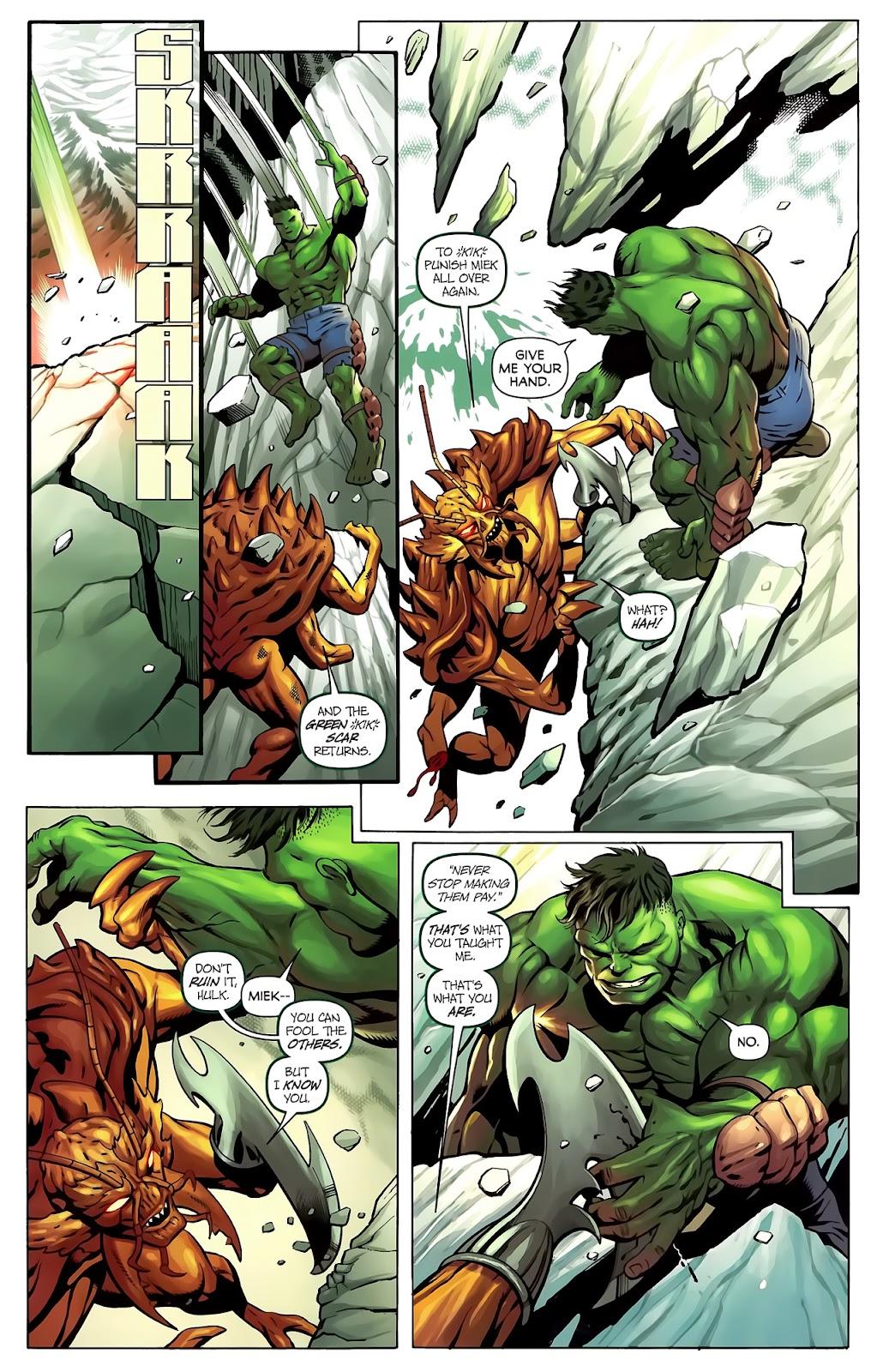 Incredible Hulks (2010) Issue #625 #15 - English 21