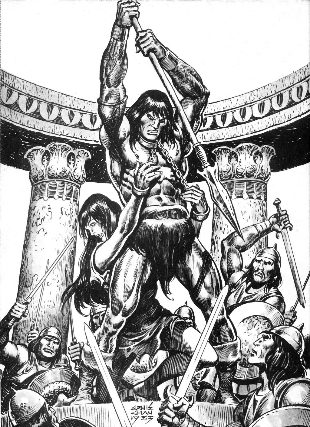 The Savage Sword Of Conan Issue #94 #95 - English 61