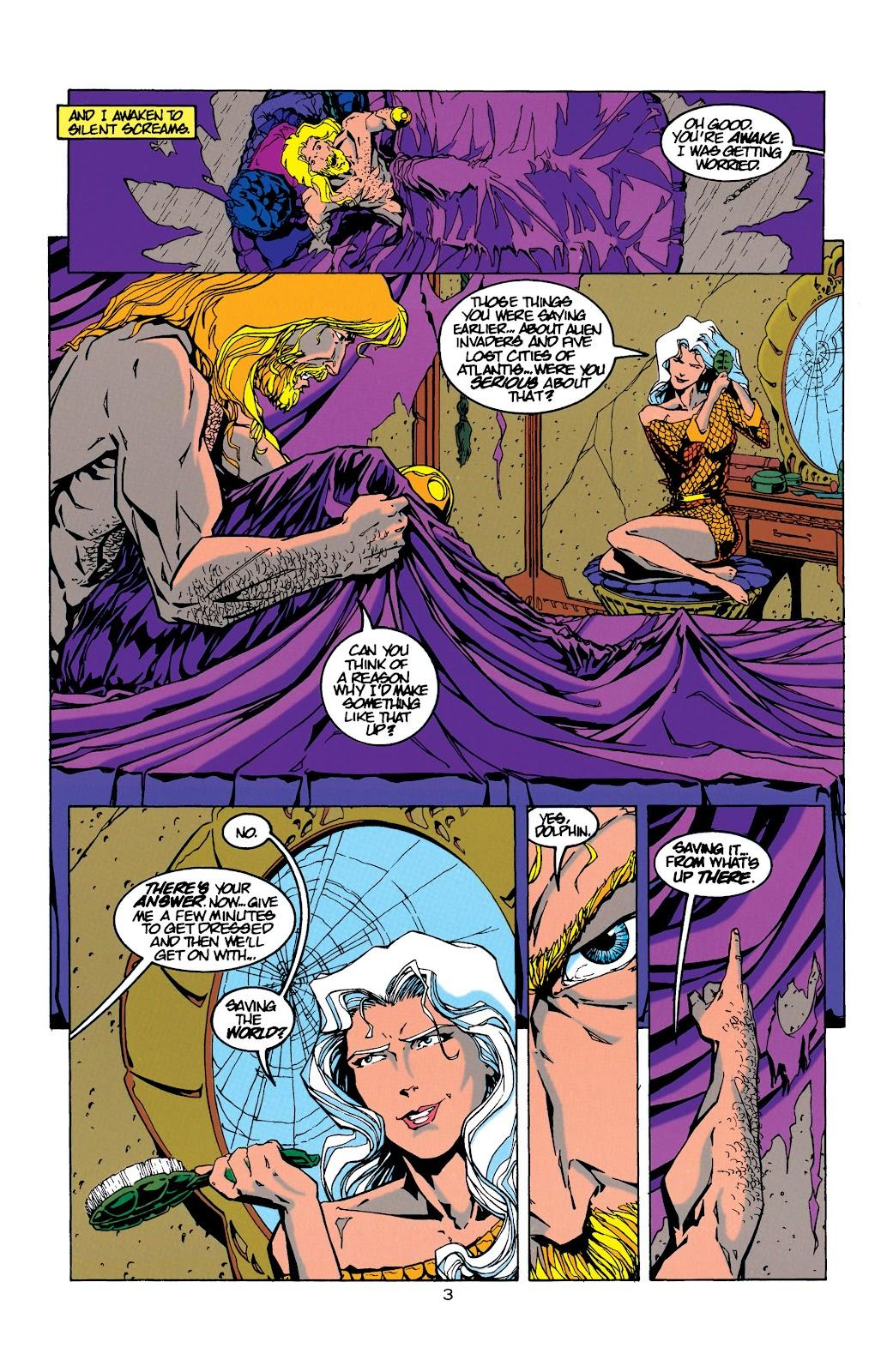 Aquaman (1994) Issue #17 #23 - English 4