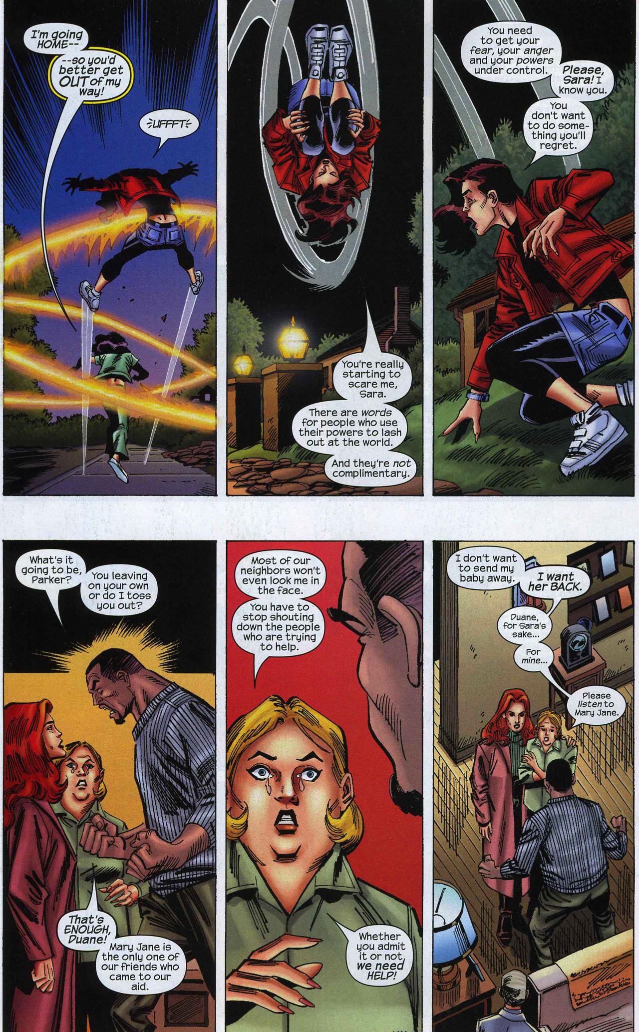 Amazing Spider-Girl #8 #23 - English 18